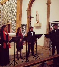 Quarteto vocal Magnificat